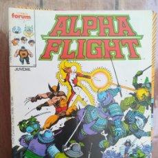 Cómics: ALPHA FLIGHT. Nº 33. FORUM. Lote 218744812