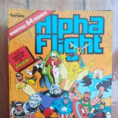 Cómics: ALPHA FLIGHT. Nº 37. FORUM. Lote 218744820