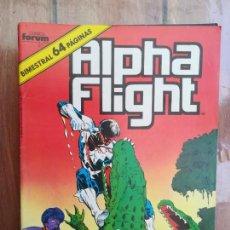 Cómics: ALPHA FLIGHT. Nº 38. FORUM. Lote 218744855