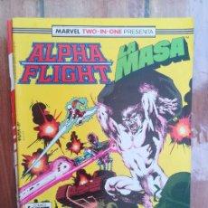 Cómics: ALPHA FLIGHT/LA MASA. Nº 45. FORUM. Lote 218744903