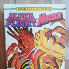Cómics: ALPHA FLIGHT/LA MASA. Nº 43. FORUM. Lote 218744922