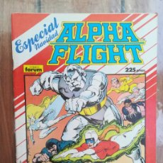 Cómics: ALPHA FLIGHT. ESPECIAL NAVIDAD 1987. FORUM. Lote 218745033