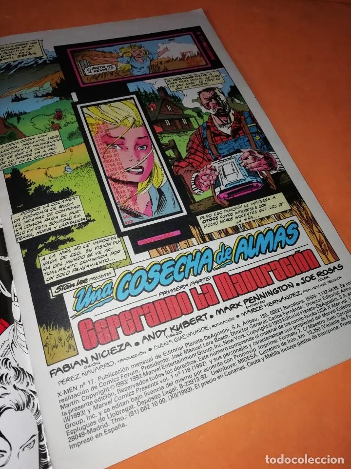 Cómics: X-MEN. Nº 17. LLEGA EL DESOLLADOR DE ALMAS. FORUM GRAPA - Foto 2 - 218766940