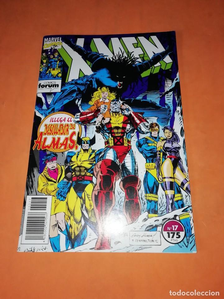 X-MEN. Nº 17. LLEGA EL DESOLLADOR DE ALMAS. FORUM GRAPA (Tebeos y Comics - Forum - X-Men)