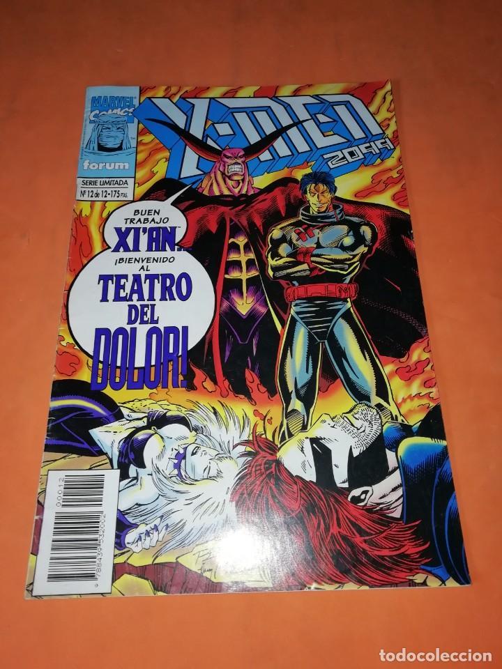 X-MEN 2099. Nº 12 DE 12. FORUM GRAPA (Tebeos y Comics - Forum - X-Men)