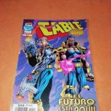 Fumetti: CABLE. Nº 21. EL FUTURO ESTA AQUI. FORUM GRAPA. Lote 218770256