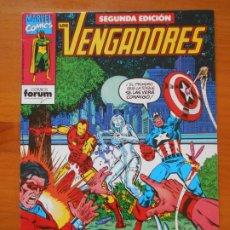 Cómics: LOS VENGADORES Nº 4 - SEGUNDA EDICION - MARVEL - FORUM (M). Lote 218779067
