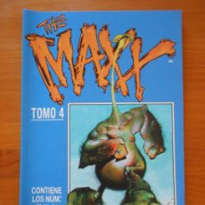 Cómics: THE MAXX TOMO 4 - CONTIENE LOS NUMEROS 17 A 21 EN UN TOMO RETAPADO - FORUM (7F). Lote 218783748