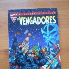Cómics: LOS VENGADORES Nº 26 - BIBLIOTECA MARVEL EXCELSIOR - FORUM (D1). Lote 218785832