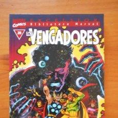 Cómics: LOS VENGADORES Nº 28 - BIBLIOTECA MARVEL EXCELSIOR - FORUM (D1). Lote 218785902
