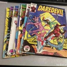 Fumetti: DAREDEVIL VOL. 1 / LOTE DE 7 NÚMEROS: 4, 6, 7, 8, 9, 10, 20 / MARVEL FORUM. Lote 218813866