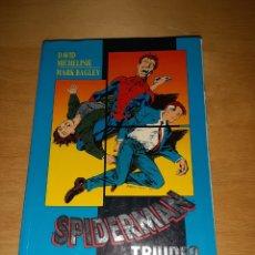 Cómics: SPIDER-MAN TRIUNFO Y TRAGEDIA. FORUM. VER FOTOS Y DESCRIPCIÓN. Lote 218827616