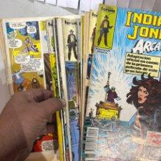 Fumetti: INDIANA JONES 1ª EN BUSCA DEL ARCA PERDIDA - ED. FORUM - COLECCION CASI COMPLETA .VER FOTOS. Lote 218844946