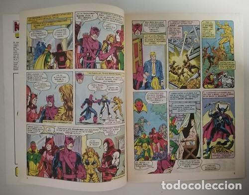 Cómics: Los Nuevos Vengadores, 3 – Forum, 04/1987   + EPISODIO DE LOS NUEVOS DEFENSORES - Foto 3 - 218848772