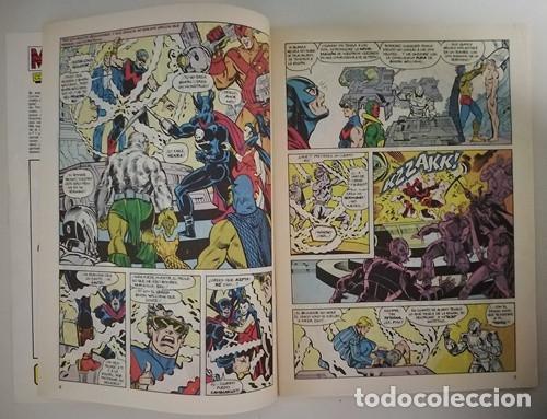 Cómics: Los Nuevos Vengadores, 3 – Forum, 04/1987   + EPISODIO DE LOS NUEVOS DEFENSORES - Foto 4 - 218848772