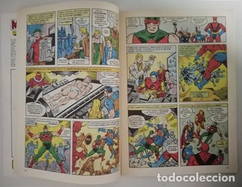 Cómics: Los Nuevos Vengadores, 3 – Forum, 04/1987   + EPISODIO DE LOS NUEVOS DEFENSORES - Foto 5 - 218848772