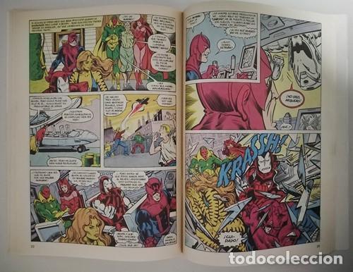 Cómics: Los Nuevos Vengadores, 3 – Forum, 04/1987   + EPISODIO DE LOS NUEVOS DEFENSORES - Foto 7 - 218848772
