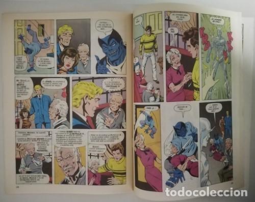 Cómics: Los Nuevos Vengadores, 3 – Forum, 04/1987   + EPISODIO DE LOS NUEVOS DEFENSORES - Foto 9 - 218848772