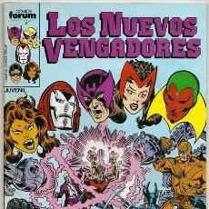 Cómics: LOS NUEVOS VENGADORES, 3 – FORUM, 04/1987. Lote 218848772