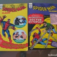 Cómics: SPIDERMAN CLASSIC Nº 5 Y 6. Lote 218930596