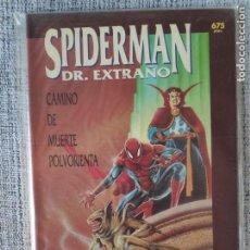 Cómics: SPIDERMAN-DR. EXTRAÑO: CAMINO DE MUERTE POLVORIENTA PRESTIGIO COMICS FORUM. Lote 218954700