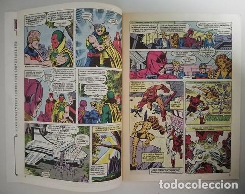 Cómics: Los Nuevos Vengadores, 4 – Forum, 04/1987   + EPISODIO DE LOS NUEVOS DEFENSORES - Foto 3 - 218977335