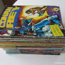 Cómics: CONAN REY COMPLETA Nº 1 A 66 FORUM. CX71. Lote 218988811