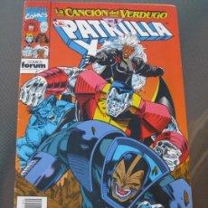 Cómics: LA PATRULLA X. Nº 134 PARTE 5. Lote 218997900