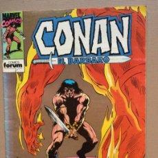Cómics: CONAN N 168-FORUM. Lote 219007278