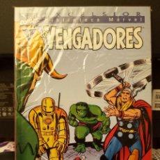 Cómics: BIBLIOTECA MARVEL: LOS VENGADORES NÚM. 1. Lote 219009211