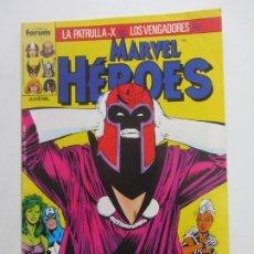 Cómics: MARVEL HÉROES Nº 8 - LA PATRULLA X VS. LOS VENGADORES / MARVEL - FORUM BUEN ESTADO E8. Lote 219012547