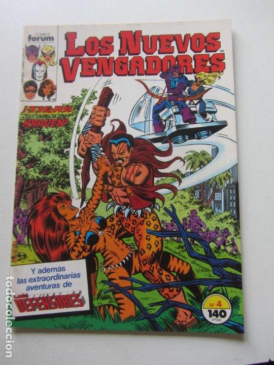 LOS NUEVOS VENGADORES VOL. 1 Nº 4 FORUM BUEN ESTADO E8 (Tebeos y Comics - Forum - Vengadores)