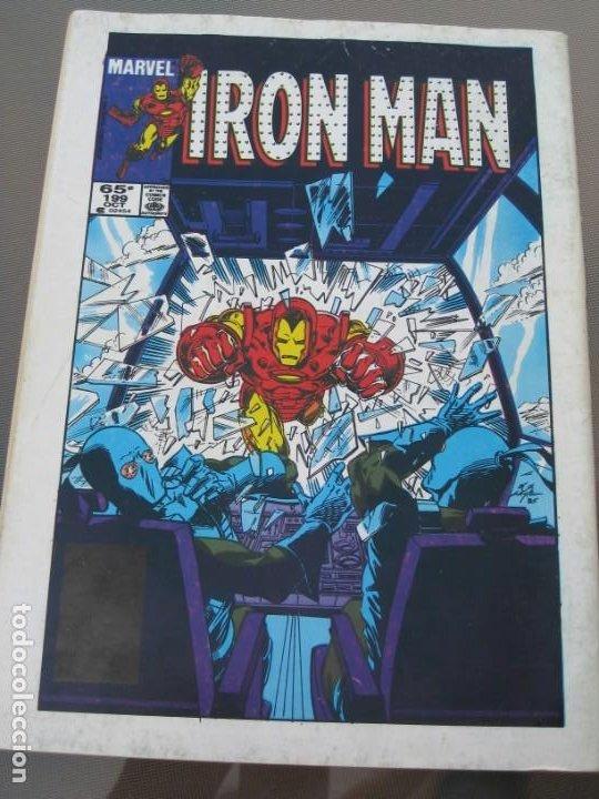 Cómics: Iron Man. Captian Marvel. Nº 44. 1989 - Foto 3 - 219042123