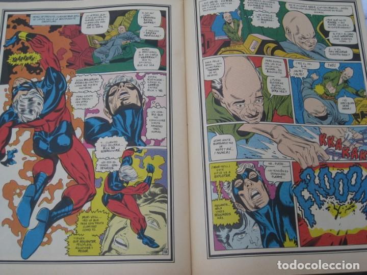 Cómics: Iron Man. Captian Marvel. Nº 44. 1989 - Foto 4 - 219042123