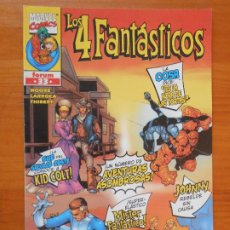 Cómics: LOS 4 FANTASTICOS VOLUMEN 3 Nº 33 - MARVEL - FORUM (X). Lote 219059456