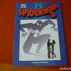 Cómics: SPIDERMAN COLECCIONABLE 2 Nº 2 SER O NO SER ¡BUEN ESTADO! MARVEL FORUM AZUL. Lote 219077073