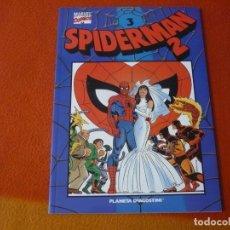 Cómics: SPIDERMAN COLECCIONABLE 2 Nº 3 LA BODA ¡BUEN ESTADO! MARVEL FORUM AZUL. Lote 219077117