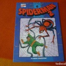 Cómics: SPIDERMAN COLECCIONABLE 2 Nº 6 PERROS RABIOSOS ¡BUEN ESTADO! MARVEL FORUM AZUL. Lote 219077208