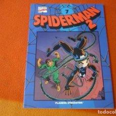 Cómics: SPIDERMAN COLECCIONABLE 2 Nº 7 SINCERO ¡BUEN ESTADO! MARVEL FORUM AZUL. Lote 219077346