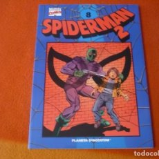 Cómics: SPIDERMAN COLECCIONABLE 2 Nº 8 SINIESTRO ¡BUEN ESTADO! MARVEL FORUM AZUL. Lote 219077391