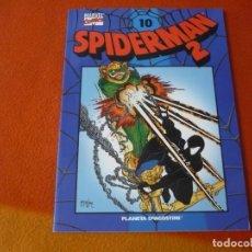 Cómics: SPIDERMAN COLECCIONABLE 2 Nº 10 VENENO ¡BUEN ESTADO! MARVEL FORUM AZUL. Lote 219077495