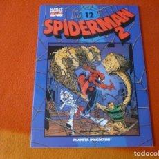 Cómics: SPIDERMAN COLECCIONABLE 2 Nº 12 MUERTE SALVAJE ¡BUEN ESTADO! MARVEL FORUM AZUL. Lote 219077582