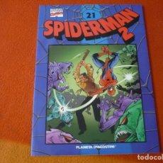 Cómics: SPIDERMAN COLECCIONABLE 2 Nº 21 LA GUERRA DE LOS DUENDES ¡BUEN ESTADO! MARVEL FORUM AZUL. Lote 219077715