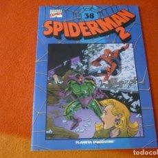 Cómics: SPIDERMAN COLECCIONABLE 2 Nº 38 FASTIDIADO ¡BUEN ESTADO! MARVEL FORUM AZUL. Lote 219077827