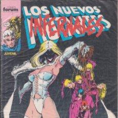 Cómics: COMIC PLANETA / MARVEL LOS NUEVOS MUTANTES Nº 39 ED. FORUM. Lote 219128600