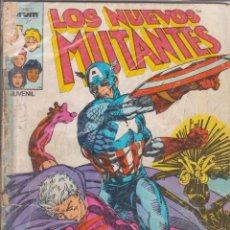 Cómics: COMIC PLANETA / MARVEL LOS NUEVOS MUTANTES Nº 40 ED. FORUM. Lote 219128993