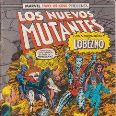 Cómics: COMIC MARVEL TWO-IN-ONE LOS NUEVOS MUTANTES Nº 45 ED. FORUM. Lote 219129490