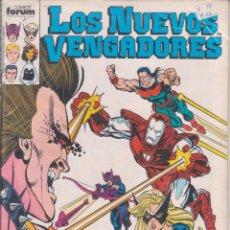 Cómics: COMIC MARVEL LOS NUEVOS VENGADORES Nº 38 ED. FORUM. Lote 219130073