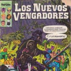 Cómics: COMIC MARVEL LOS NUEVOS VENGADORES Nº 39 ED. FORUM. Lote 219130423