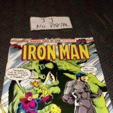 Cómics: CÓMICS FORUM IRON MAN 41. Lote 219135902